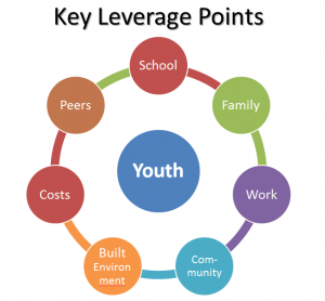 Key leverage points