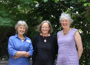 Friends and collaborators: Margaret Tennant, Charlotte MacDonald and Barbara Brookes