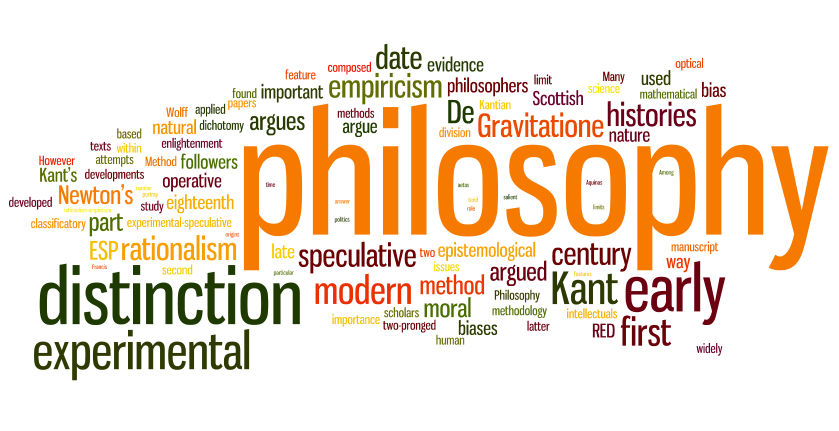Word cloud of our symposium abstracts
