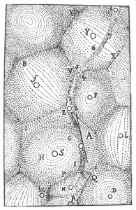 Cometary motion through the vortices of Descartes