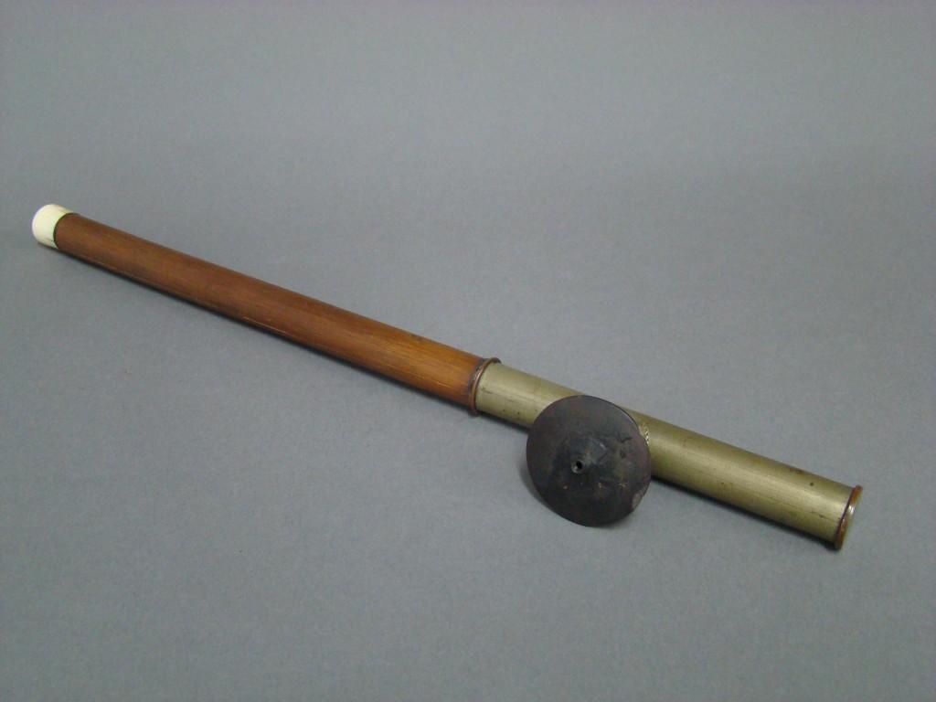 Opium pipe 2007.65.1 Toitu Otago Settlers Museum Archive