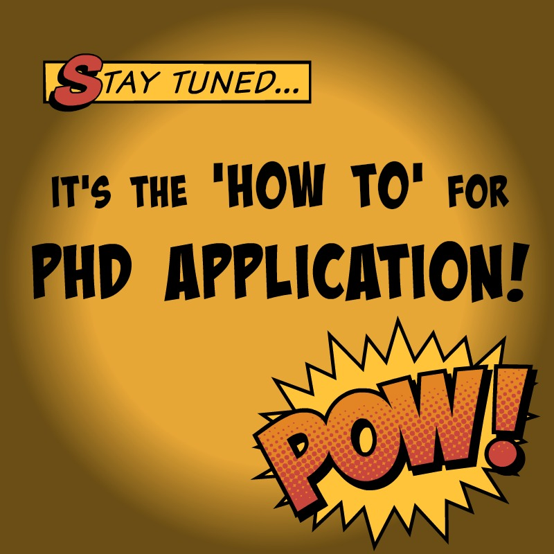 PhD application pic