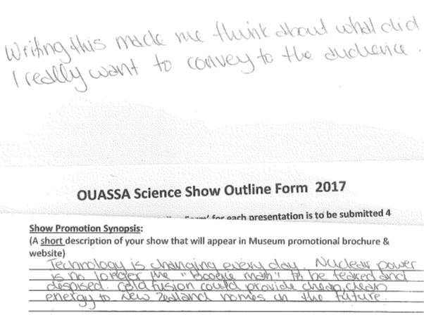 Resources – Science Academy (OUASSA) Blog, University of Otago, New