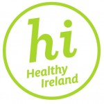 Healthy Ireland report logo