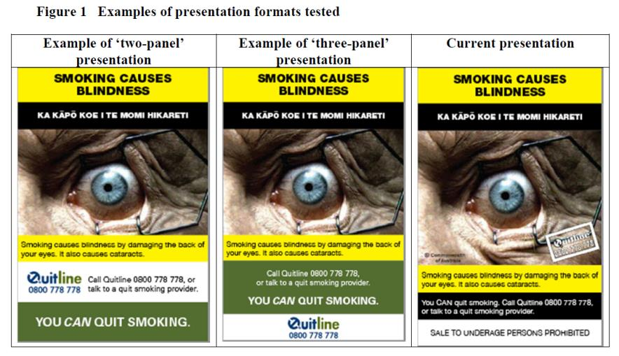 Figure 1 Tobacco plain packaging blog