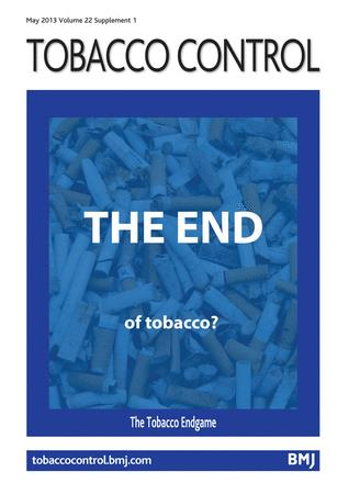 The end of tobacco