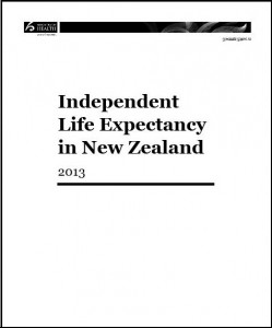 Independent Life Expectancy in NZ