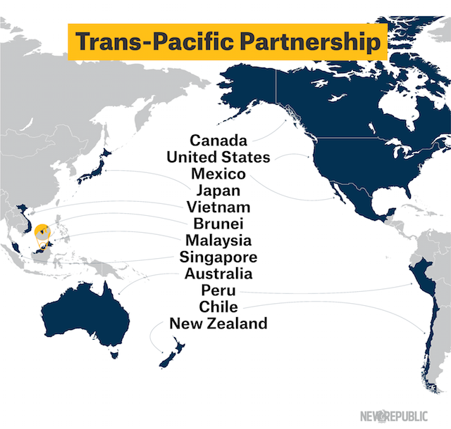 The Trans Pacific Partnership Treaty And Tobacco No Cause To