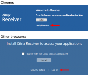 citrix_selectlightversion