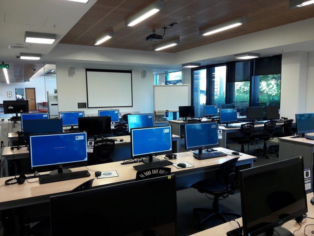 Robertson Seminar Room