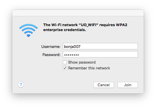How to connect to WiFi | Student IT