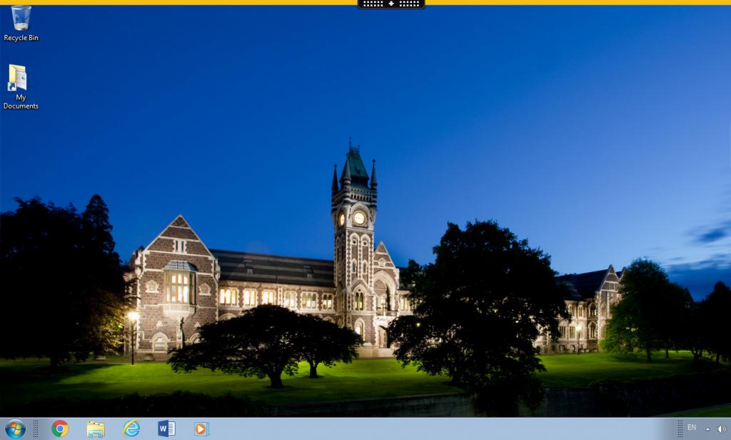 Student Desktop