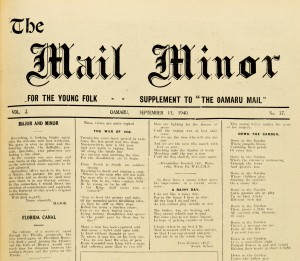 The Mail Minor