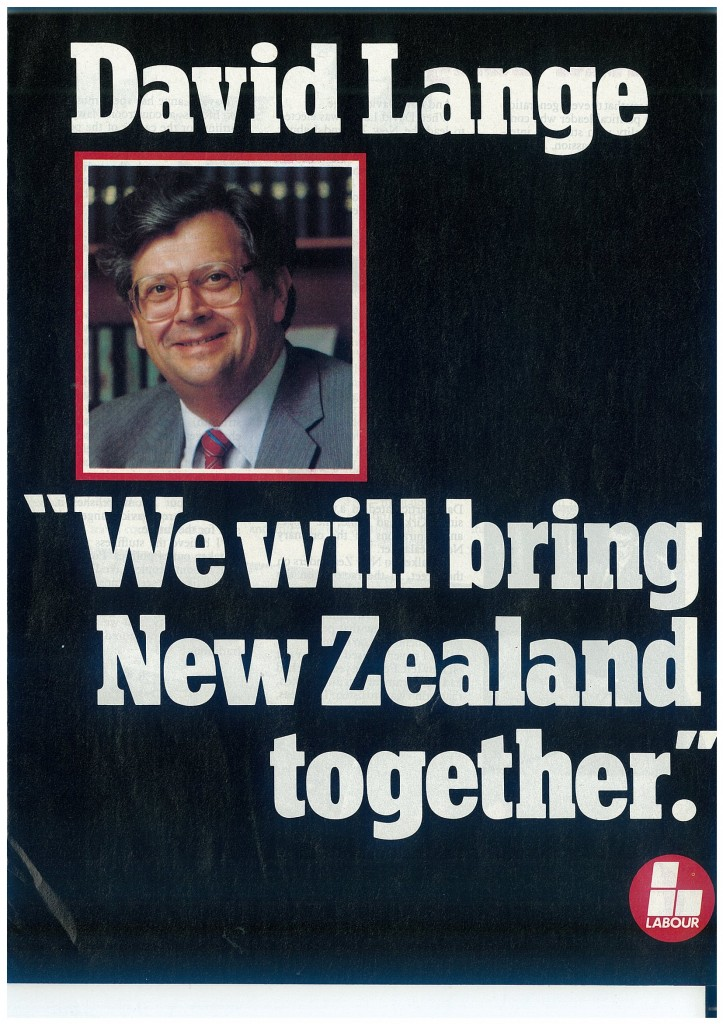 Labour Party Brochure 1984
