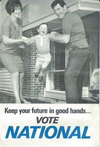 National Party Poster 1966 cropped