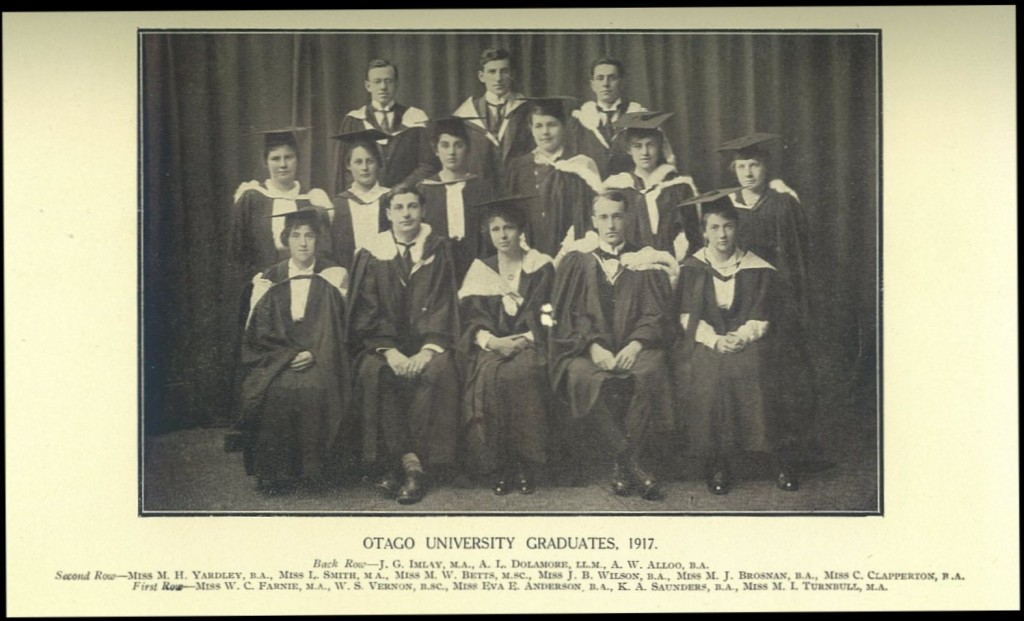 OU Review 1917