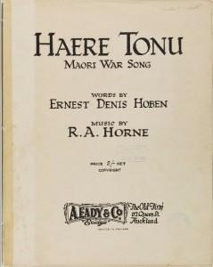 Haere Tonu (2)