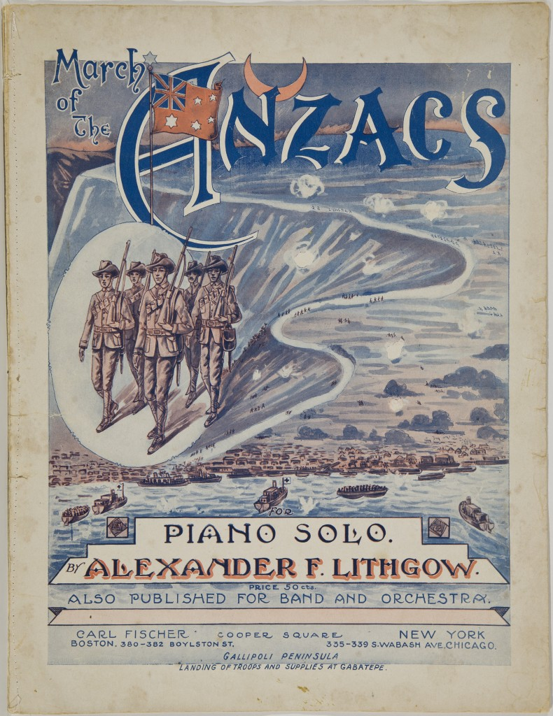 March of the Anzacs
