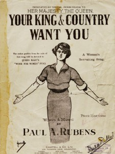 Your king and country want you (2)