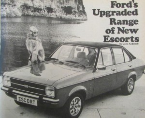 Ford Escort cropped