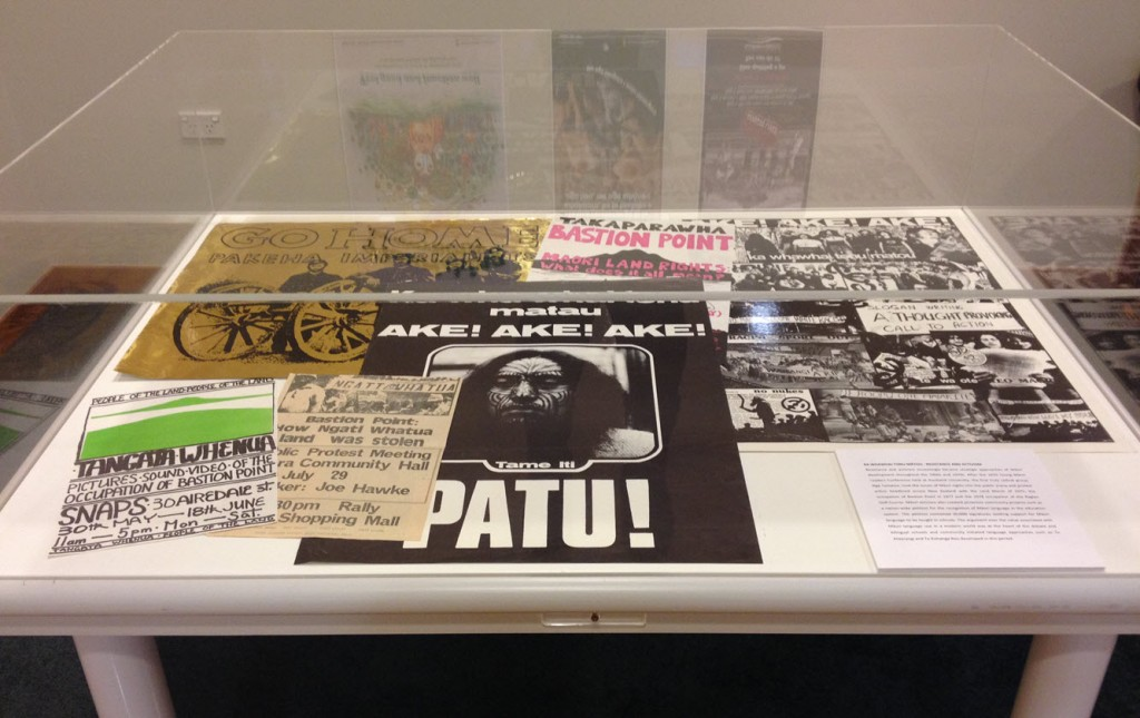 MaoriActivism
