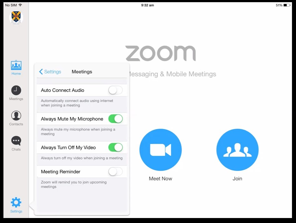Using a stylus with a tablet/iPad | Zoom